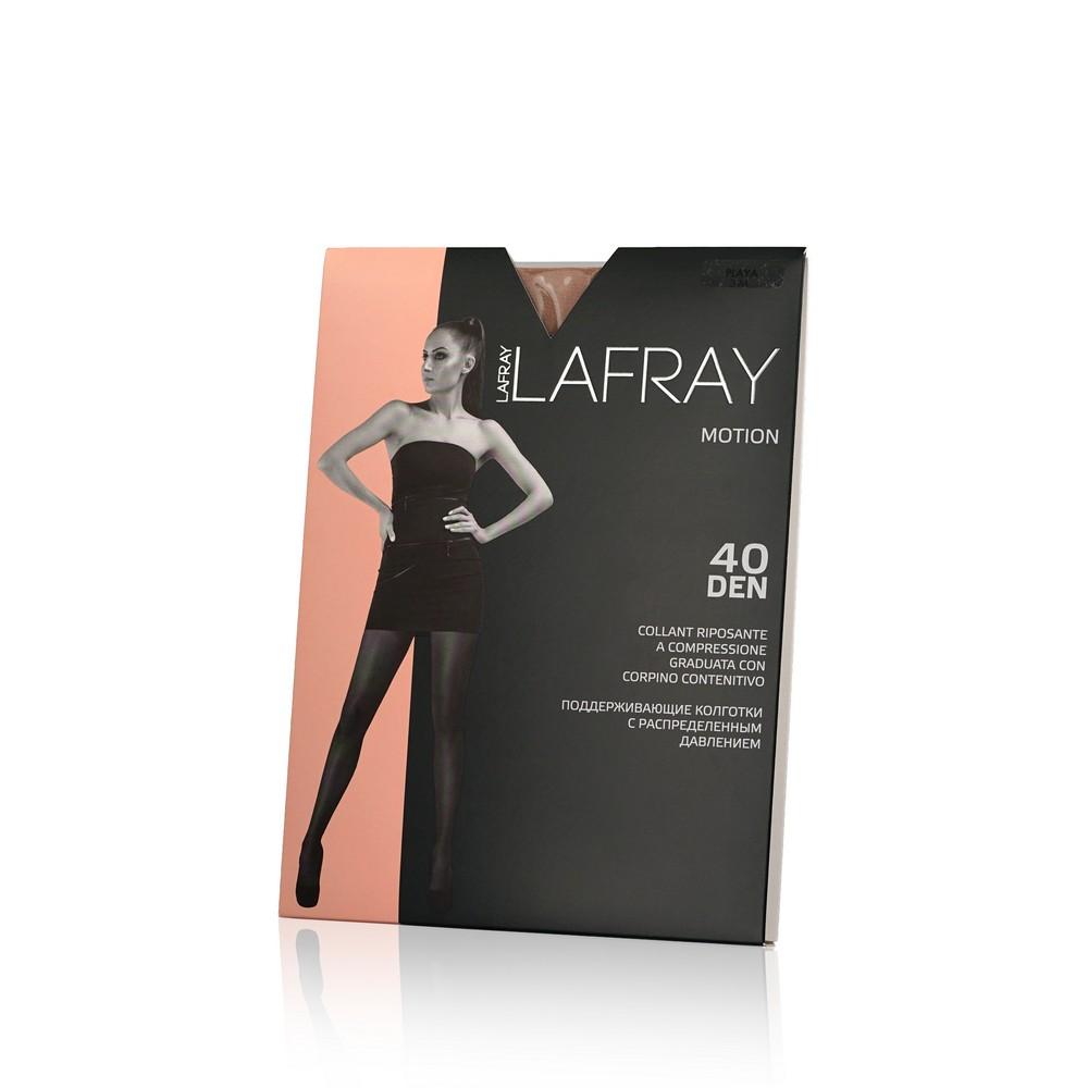 Женские колготки La Fray Motion поддерживающие с распределением давления 40den playa 3 размер