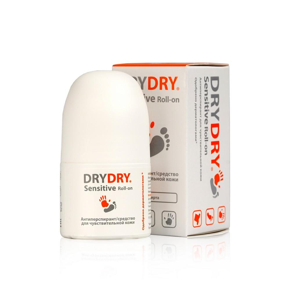 Универсальный дезодорант Dry для чувствительной кожи 50мл