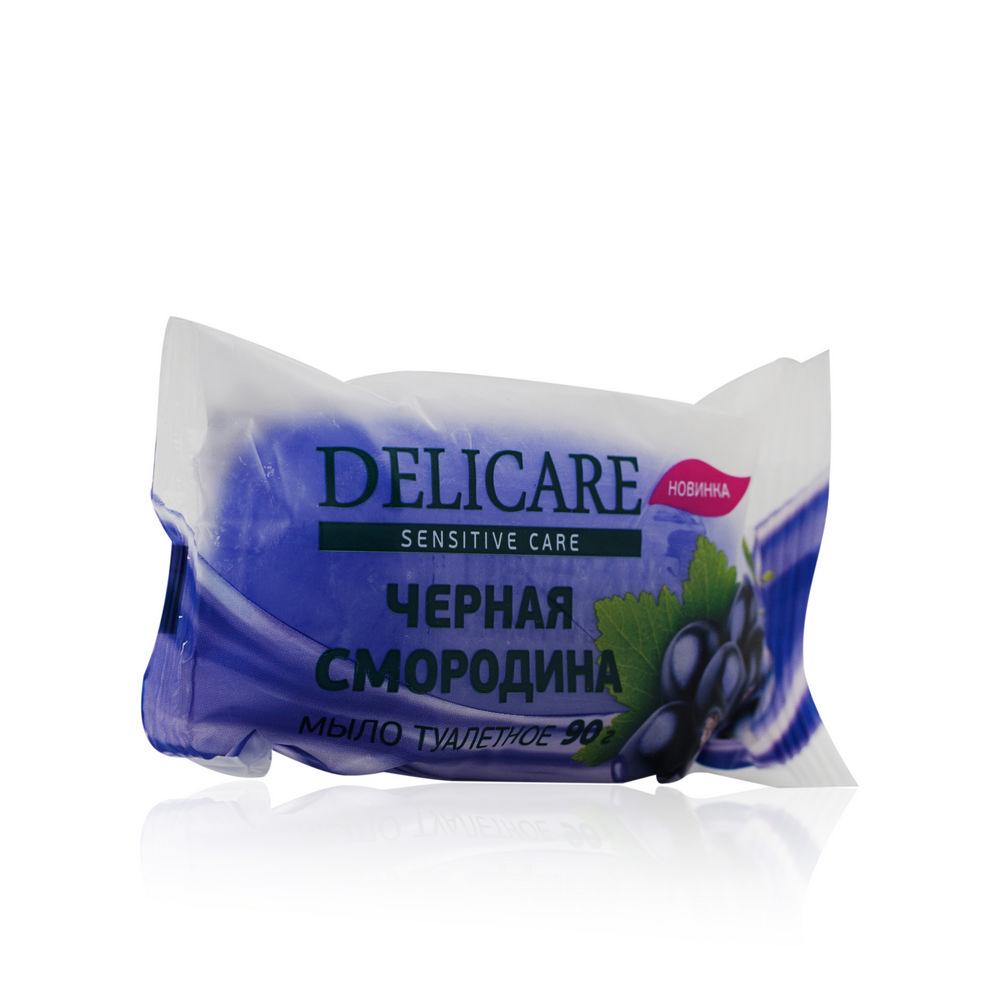 Туалетное мыло Delicare глицериновое