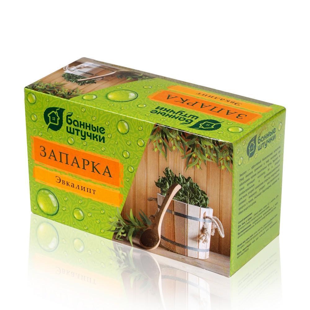Фото - Запарка для бани Банные штучки  листья эвкалипта  20 фильтр-пакетиков по 1,5 г запарка для бани в мешочке 30гр душица банные штучки 20