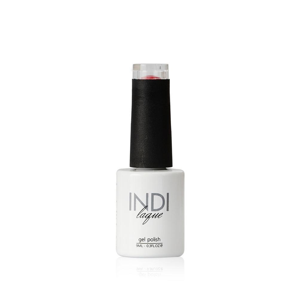 Гель-лак для ногтей RuNail INDI laque 3068 Красный 9мл
