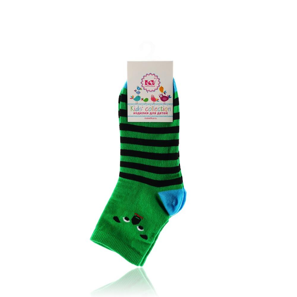 Детские носки Красная ветка С-1739 , Зеленый , р.18-20