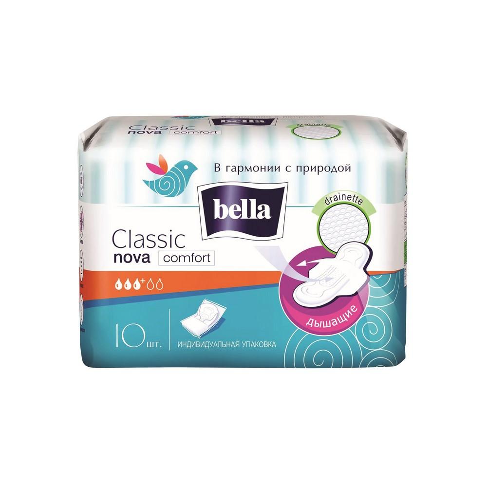 Женские прокладки Bella Classic Nova 10шт