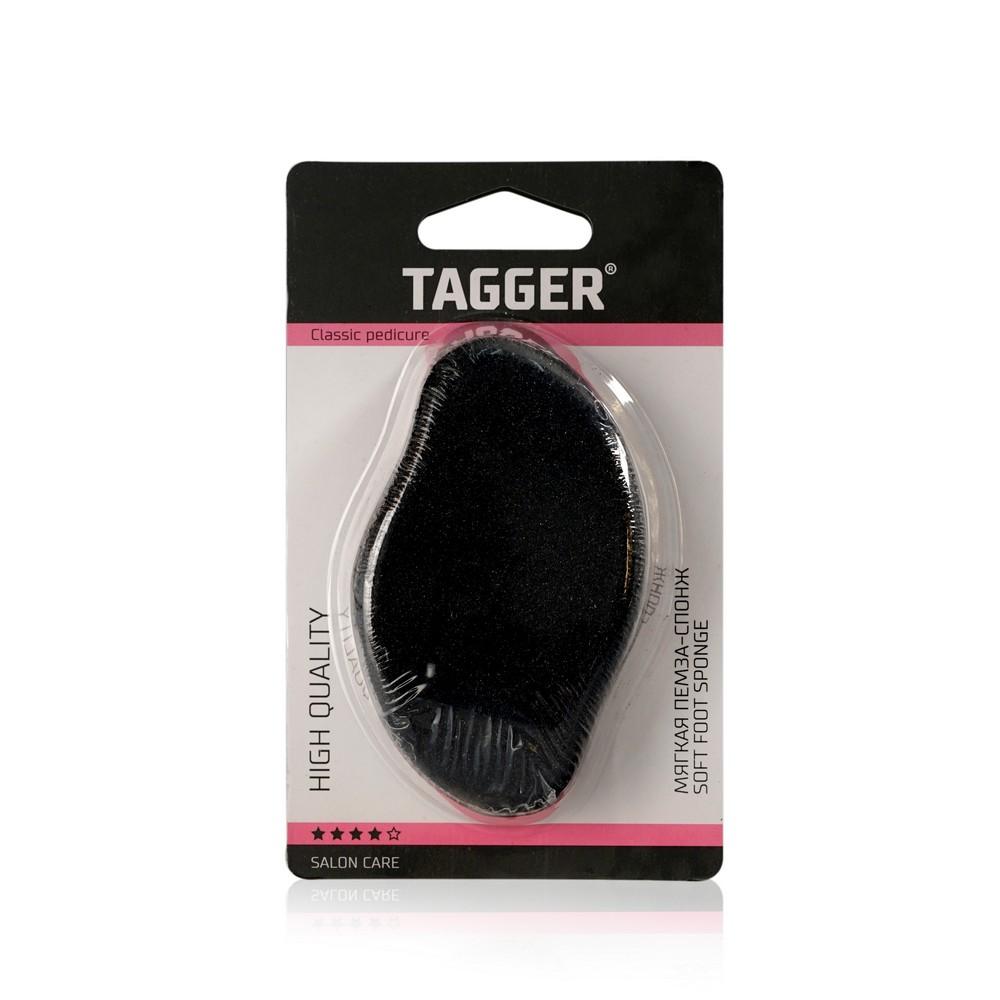 Пемза для педикюра Tagger мягкая , силикон