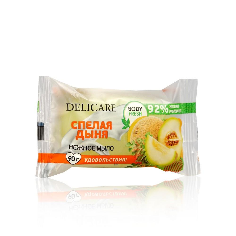 Туалетное мыло Delicare Sensitive Care глицериновое