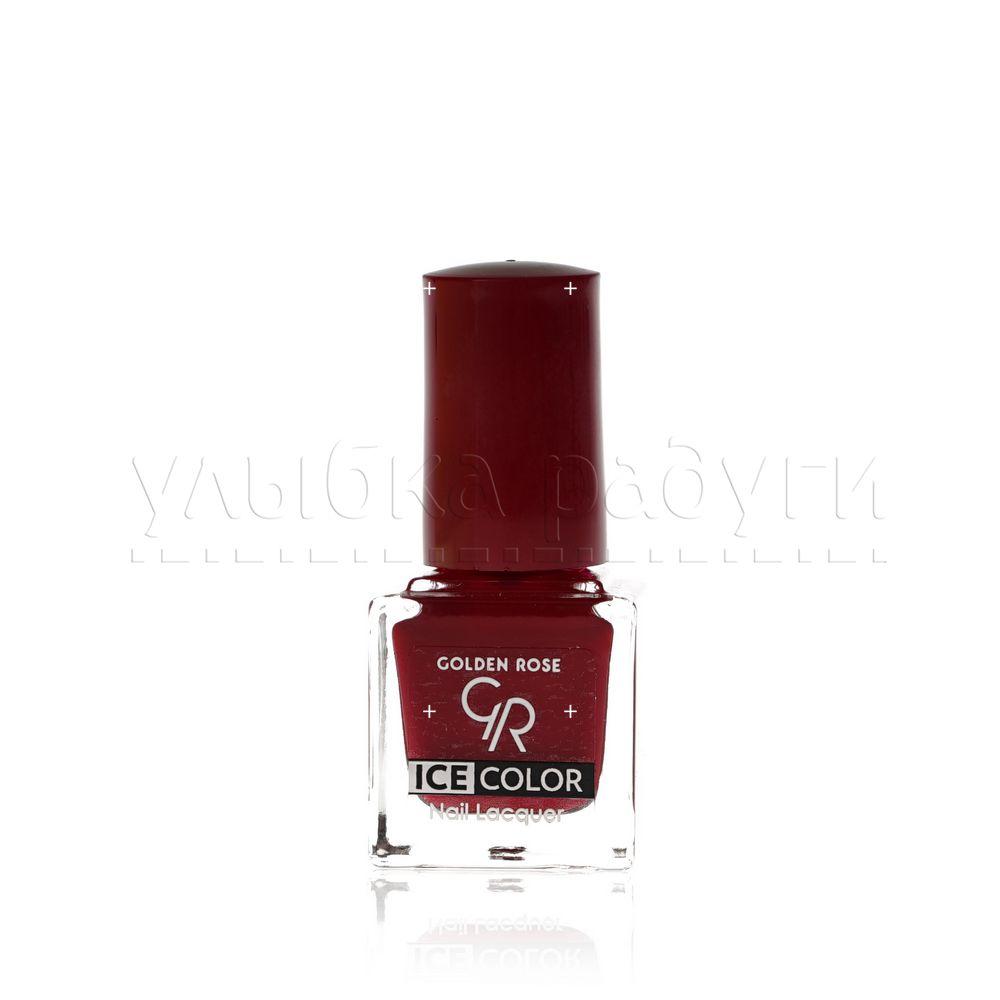 Лак для ногтей Golden Rose Ice Color 126 6мл лак для ногтей golden rose ice color 162 6мл