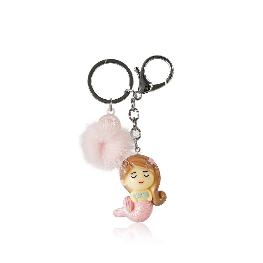 Фото - Брелок Ameli для сумки/ключей  Русалка  сумки