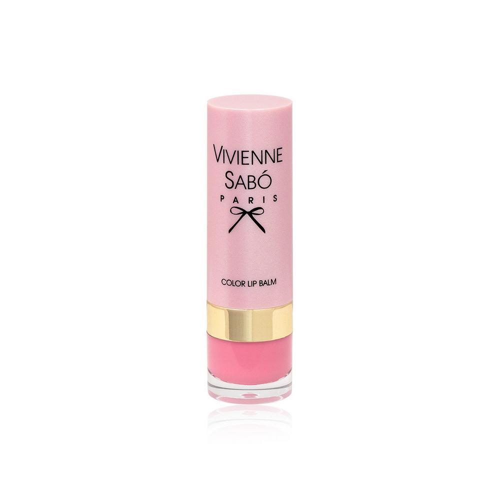 Помада - бальзам для губ Vivienne Sabo Baume a Levres 03 vivienne sabo помада бальзам lipstick balm baume a levres тон 05 3 мл