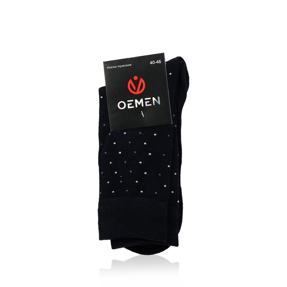 Мужские носки Oemen VM200-2 Синий р.40-46 3 пары