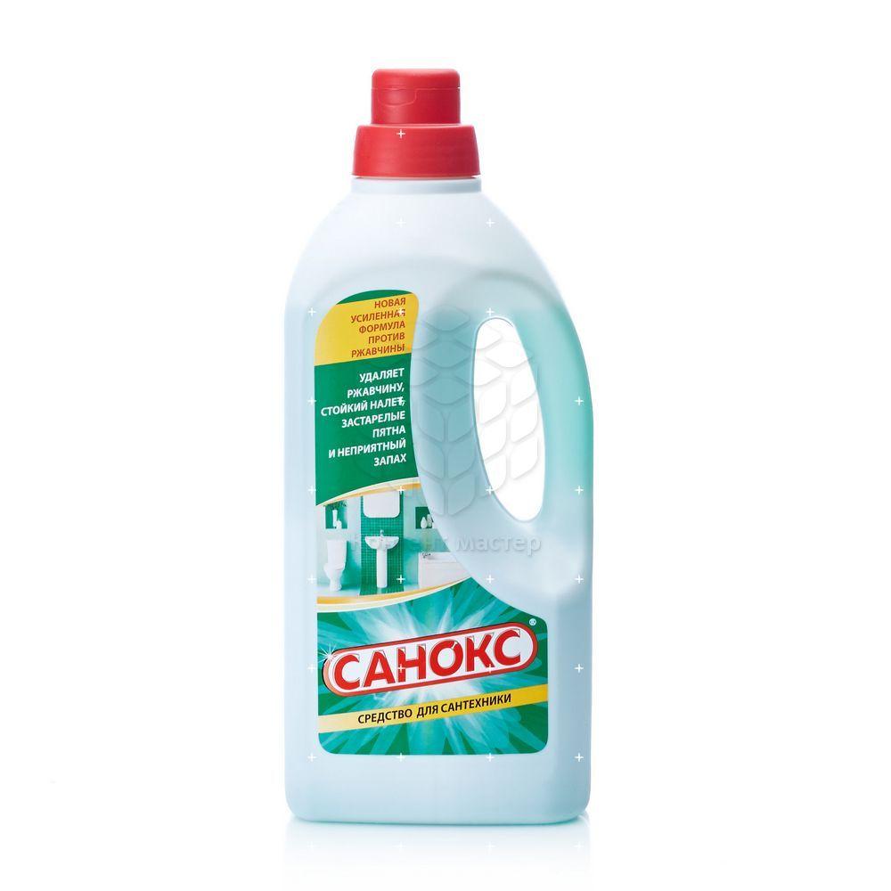 Санокс чистящее средство для ванны фото