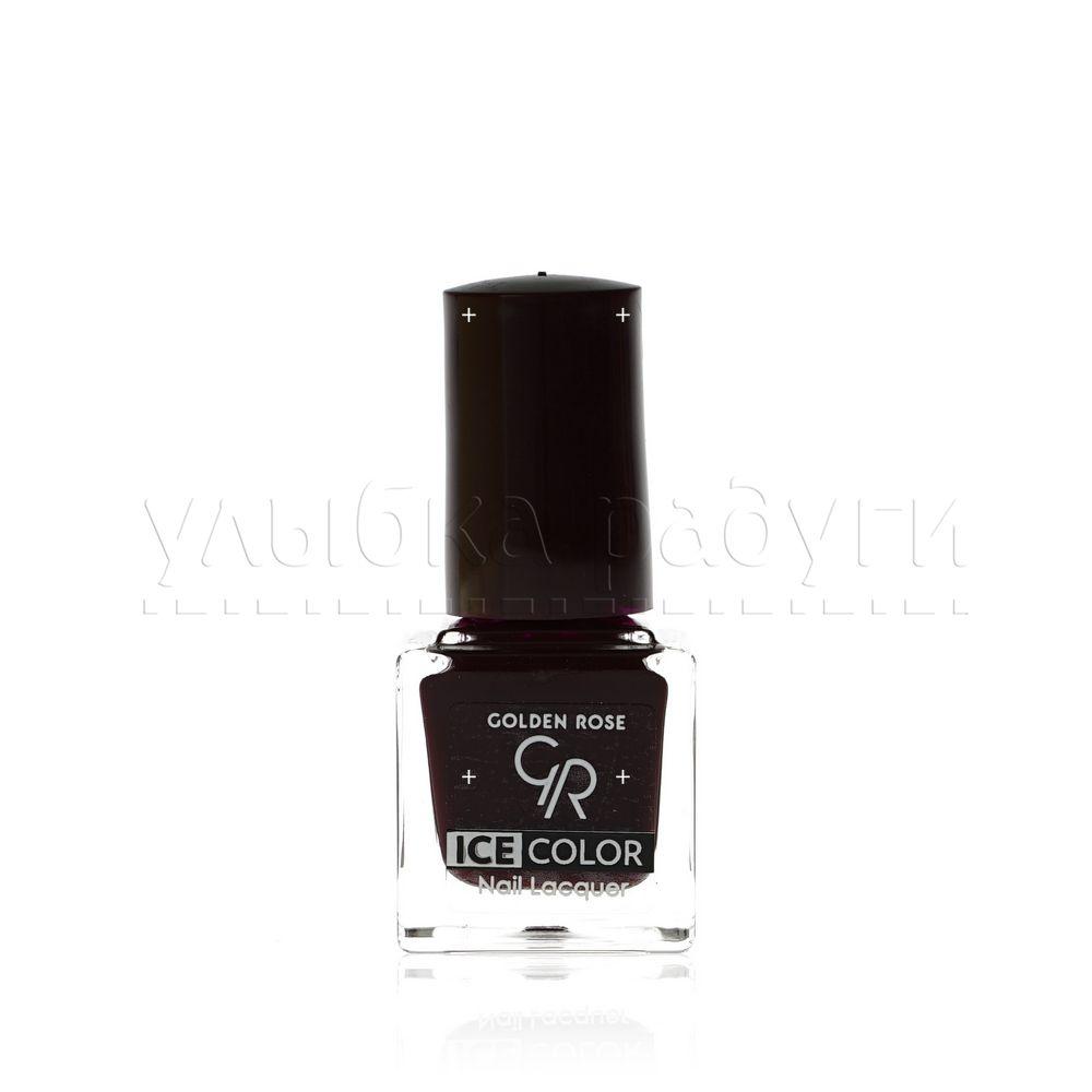 Лак для ногтей Golden Rose Ice Color 128 6мл