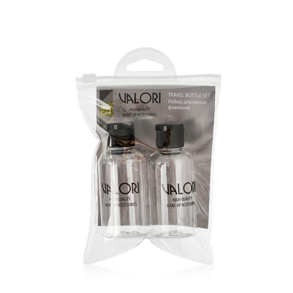 Дорожный набор Valori ( флакон с крышкой - защелкой 80мл , 2шт ) дорожный набор magic home