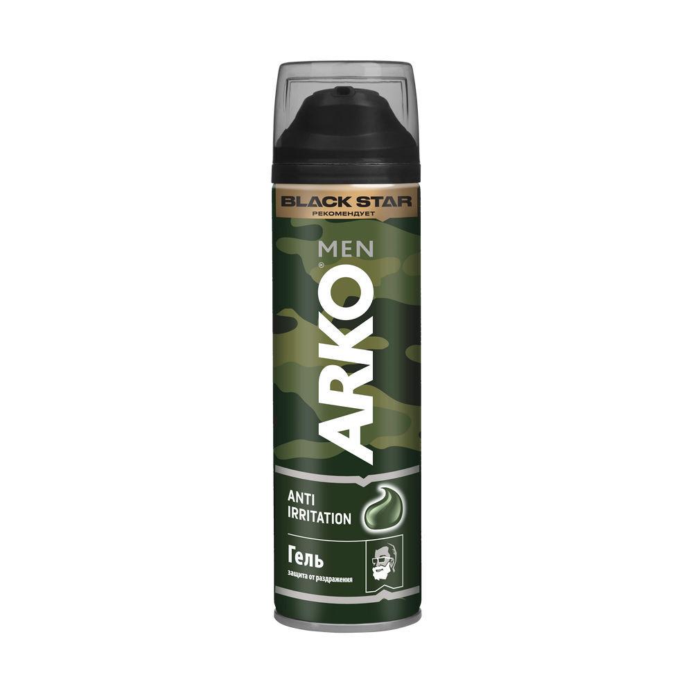 Гель для бритья Arko Anti-Irritation