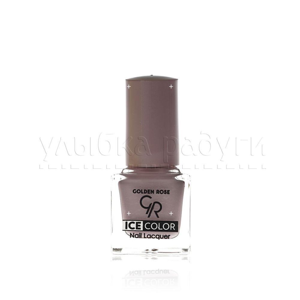 Лак для ногтей Golden Rose Ice Color 165 6мл лак для ногтей golden rose ice color 162 6мл