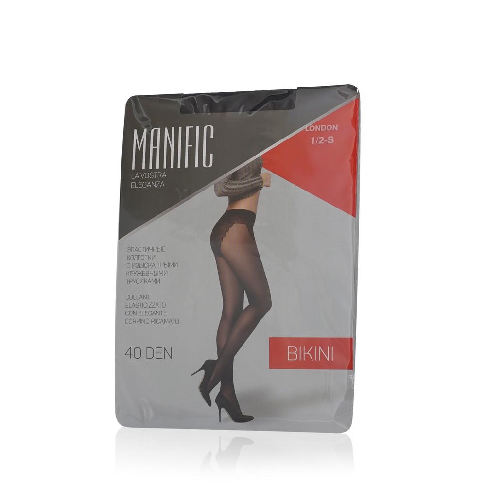 Женские колготки Manific Bikini 40den London S