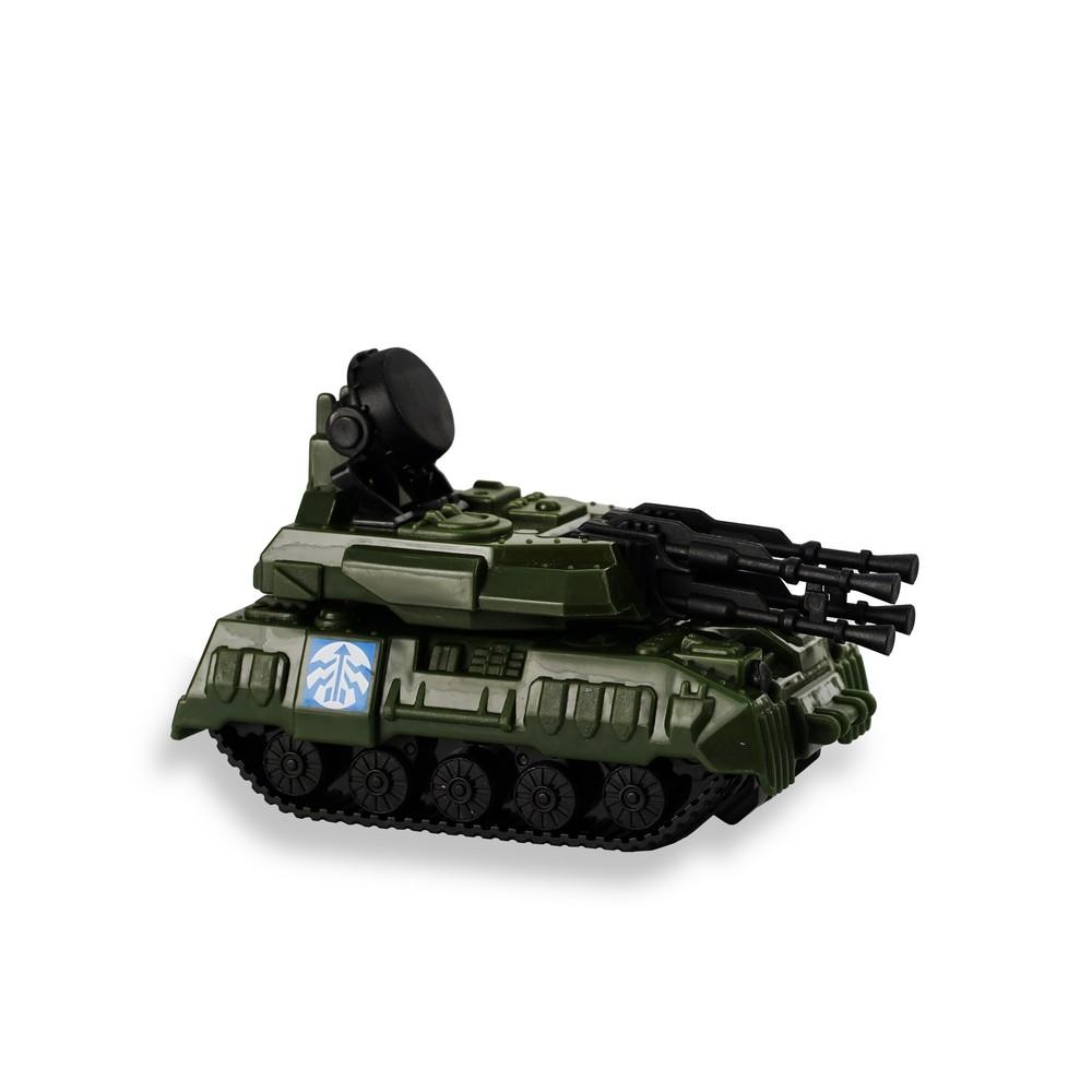 Игрушка - машинка Нордпласт  Зенитная установка Салют