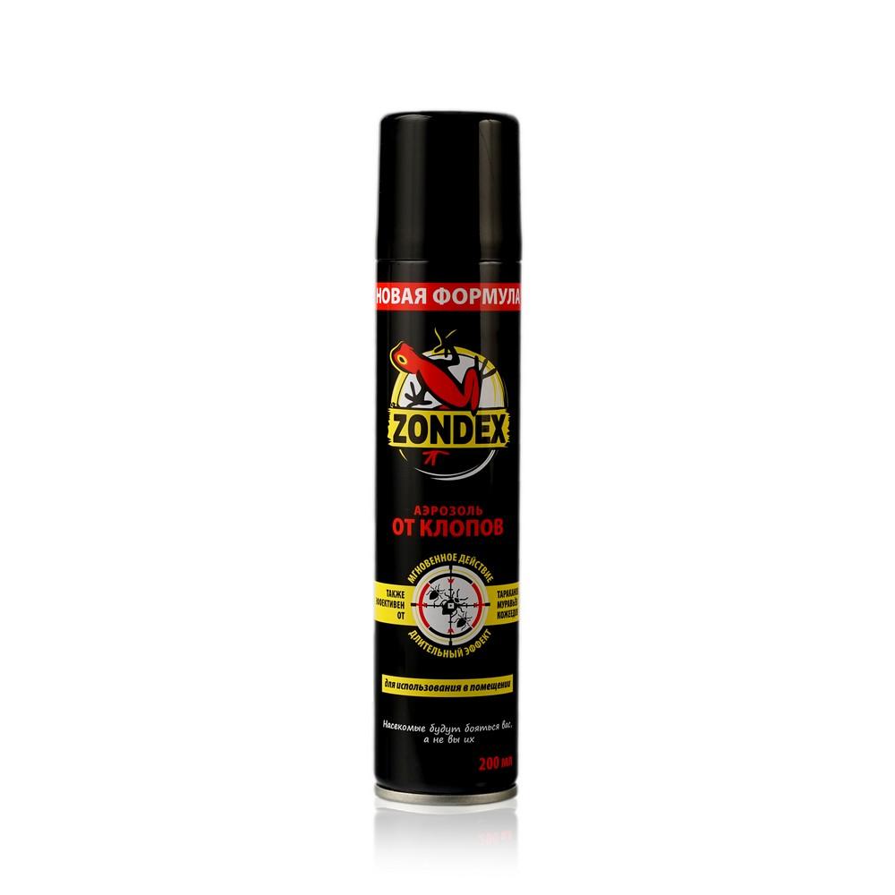 Аэрозоль Zondex от тараканов 200мл