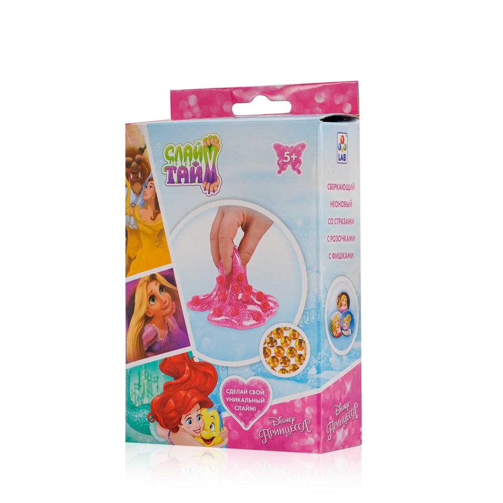 Фото - Лизун 1 Toy Слайм Тайм для девочек развивающие игрушки 1 toy мелкие пакости лизун шлепок нога