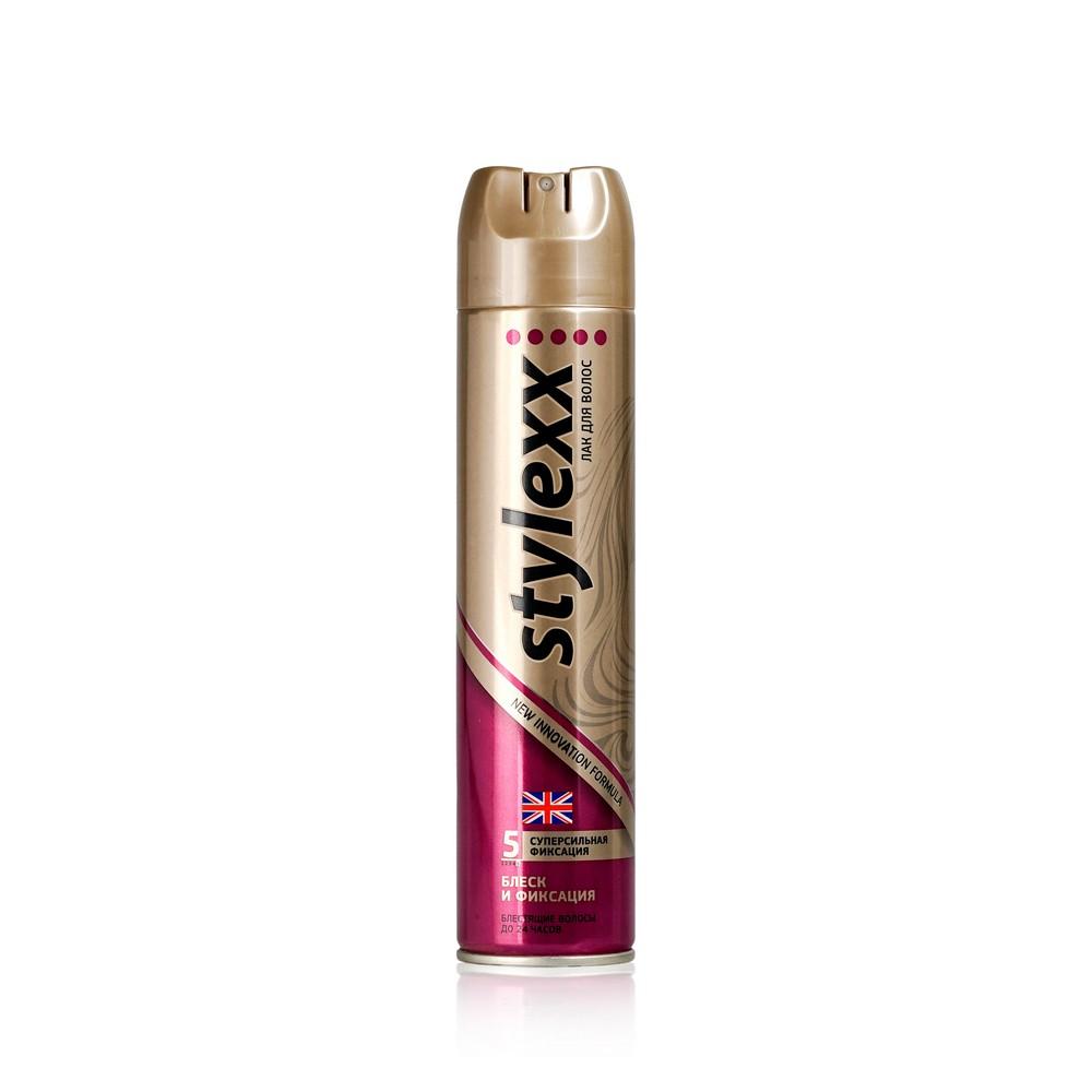 Лак Stylexx для волос