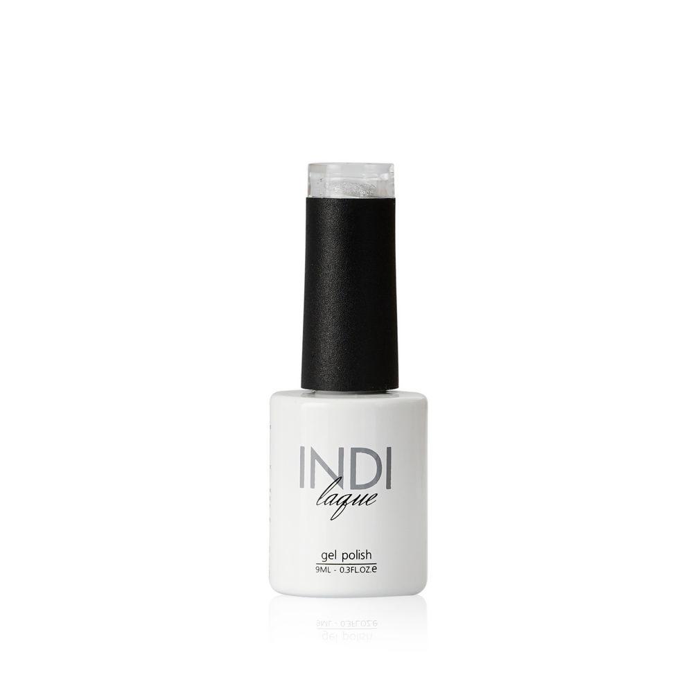 Гель-лак для ногтей RuNail INDI laque 3367 Серебряный 9мл гель лак для ногтей runail indi laque 3364 9мл